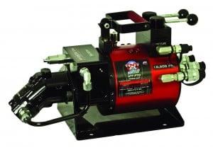 TNT Hydraulic generator reservoir tank