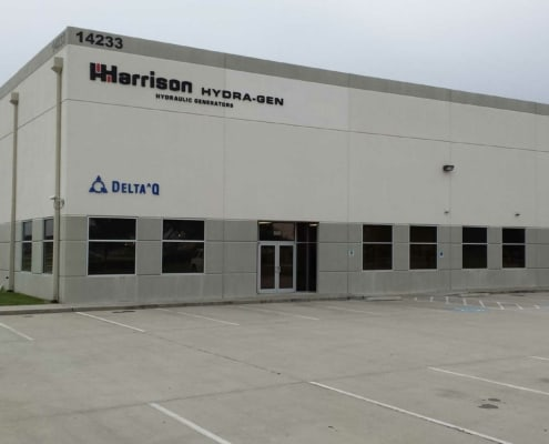 Harrison Hydra-Gen Headquarters